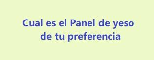 pandel-de-yeso