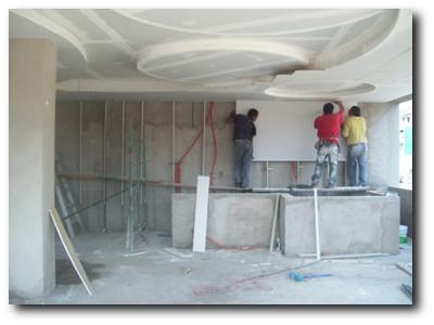 Muros de tablaroca